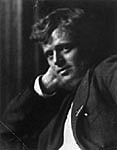 portrait Jack London