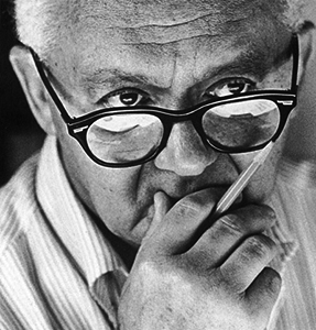 portrait Paul Rand