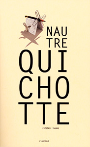 couverture Nautre Quichotte